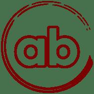 Логотип веб-студии ab Studio